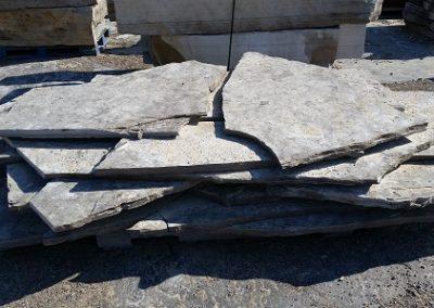 large jumbo flag stone